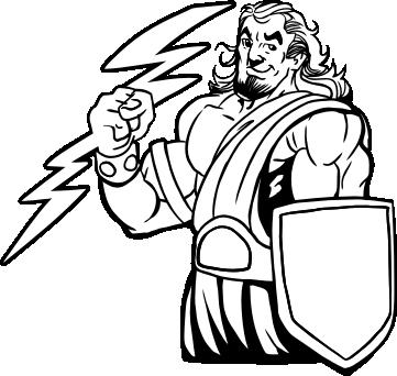 Zeus clipart angry Zeus clipart Zeus clipart #5