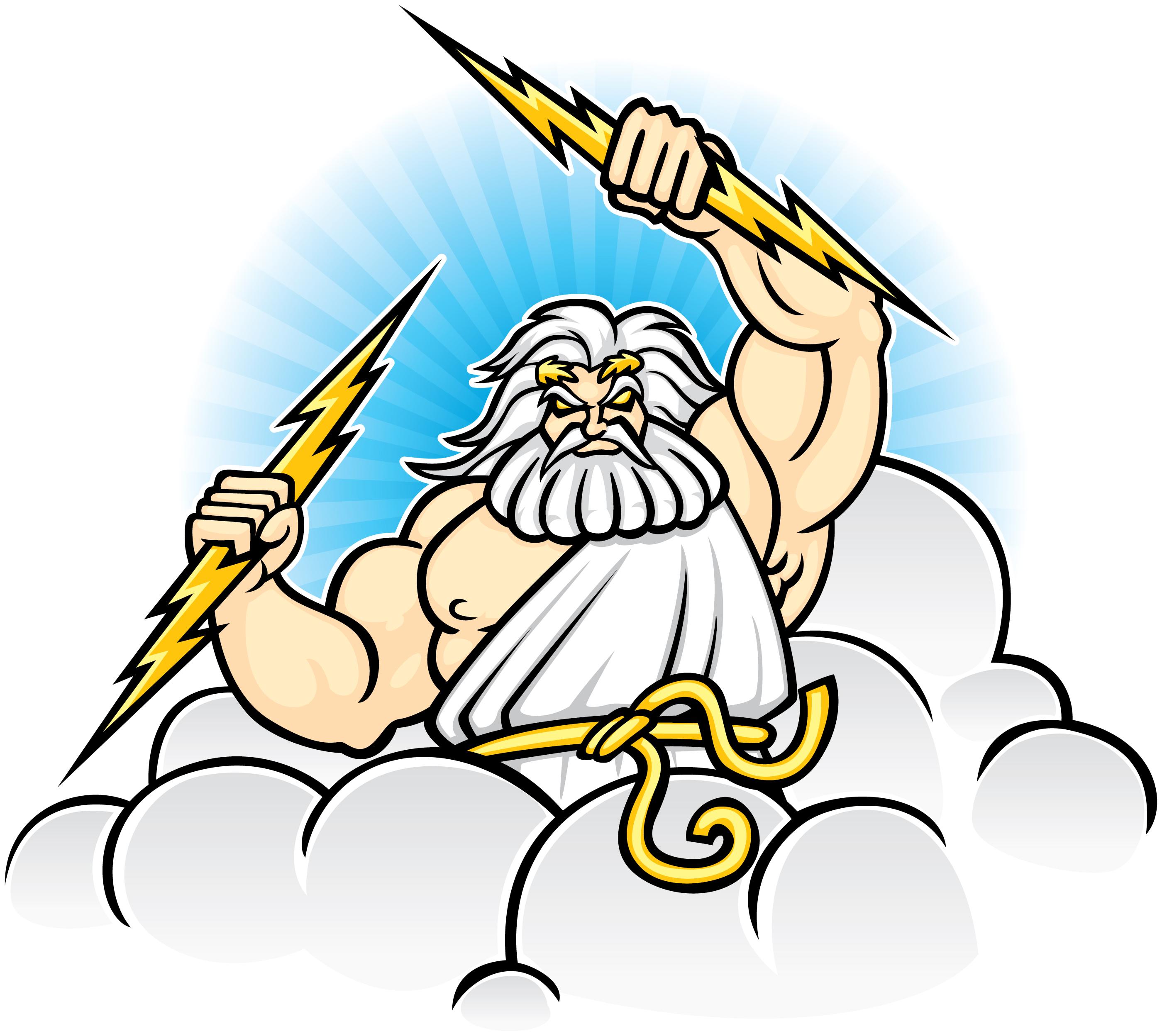 Zeus clipart angry Zeus clipart Zeus clipart #18