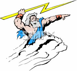 Zeus clipart Clipart Lighting Clipart mythology%20clipart Panda