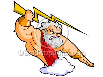 Zeus clipart angry Zeus clipart Zeus clipart #19