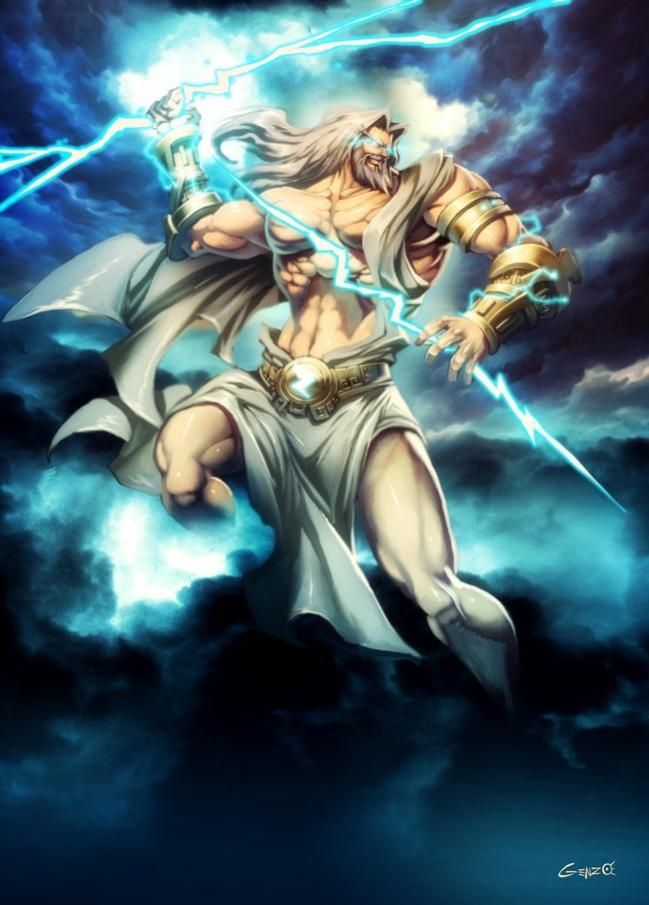Zeus clipart demeter Greek on Pinterest  images