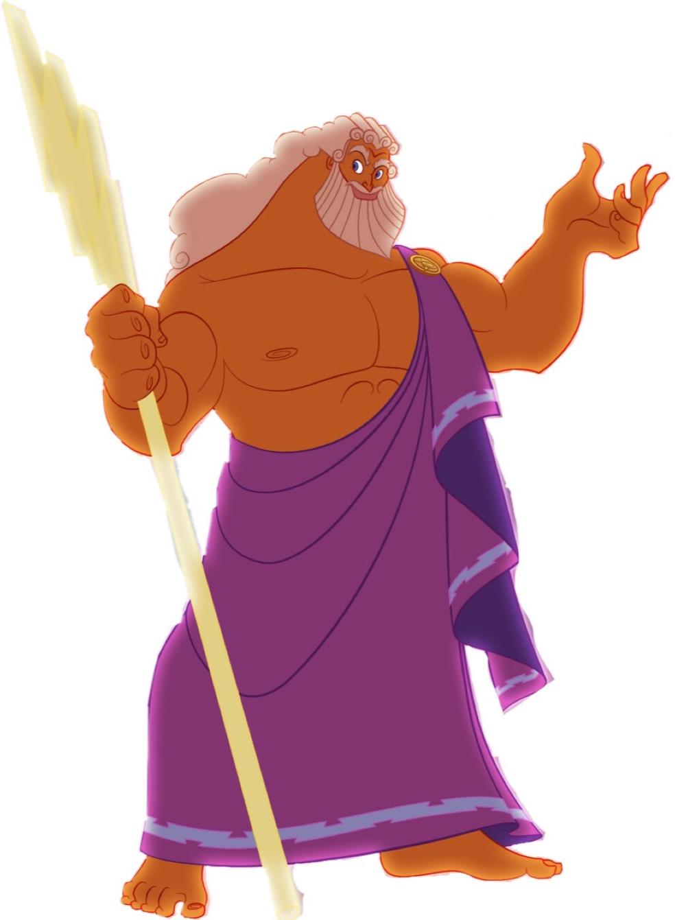 Zeus clipart disney Zeus Princess by Wikia FANDOM