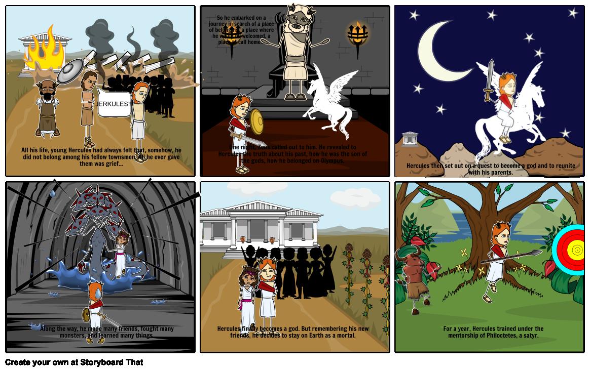 Zeus clipart disney How Print Journey Disney's The