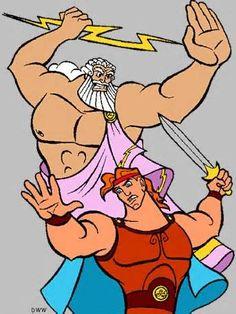 Zeus clipart hercules 1997 PEGASUS *HERCULES Hercules ~ 1997