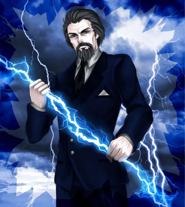 Zeus clipart percy jackson Bolt Zeus Clipart AireensColor by