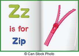 Zipper clipart Zipper illustration of clip art