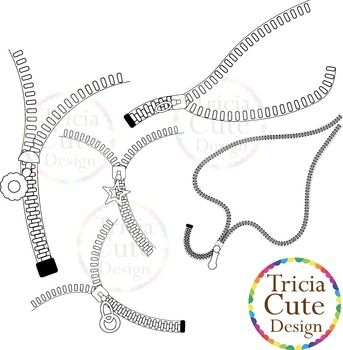 Zipper clipart animated Etc for Pinterest scrapbooking The