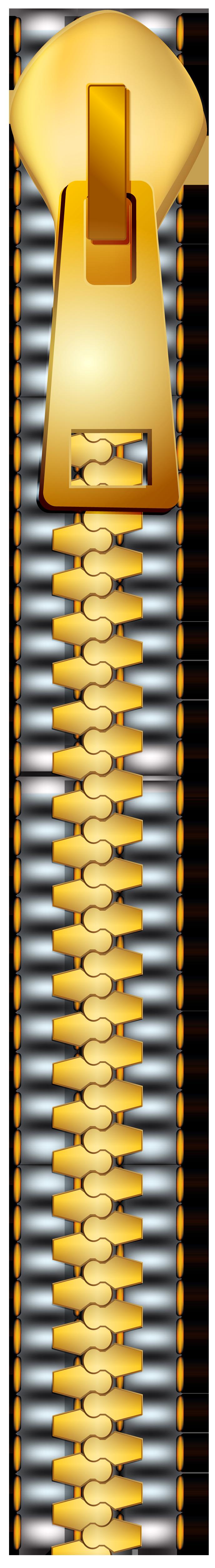 Zipper clipart transparent PNG full High  Clip