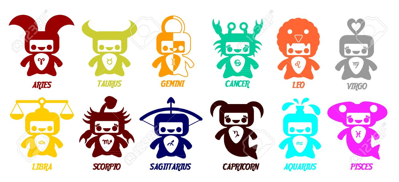 Zodiac clipart astrological sign Horoscopes Sign Funny Horoscope and