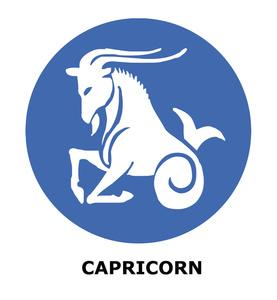 Zodiac clipart capricorn The Zodiac Sign Clipart Capricorn