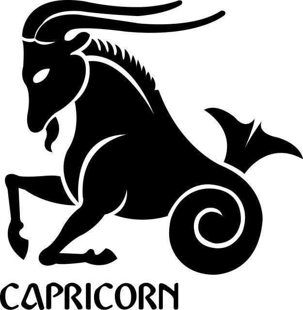 Zodiac clipart capricorn Pin Pinterest Hendricks Symbols Symbol