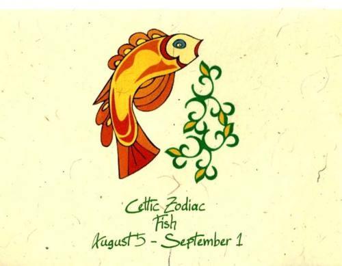 Zodiac clipart celtic Best Zodiac FISH signs on