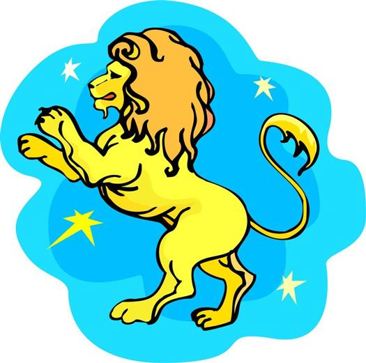Zodiac clipart leo the lion  for Leo Symbols Zodiac
