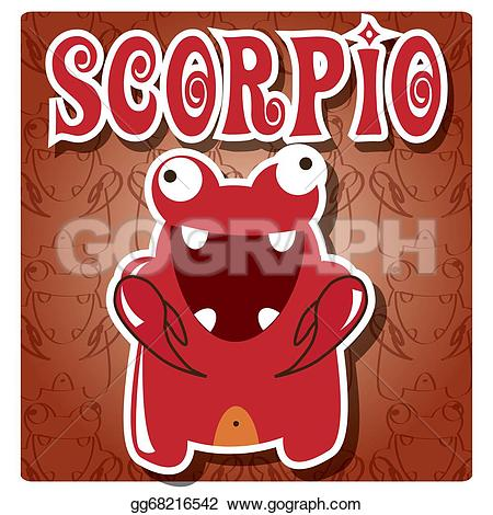 Zodiac clipart monster With monster sign Clipart sign