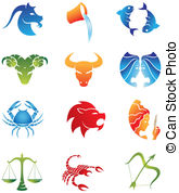 Zodiac clipart star sign Horoscopes on and Clip 130