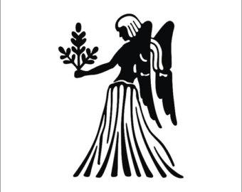 Zodiac clipart virgo Svg VIRGO cdr ai 23