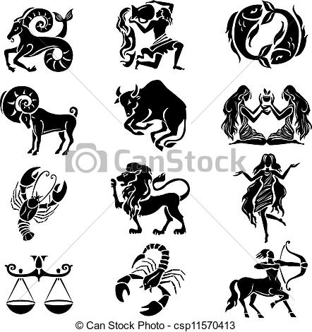 Zodiac Sign clipart #14