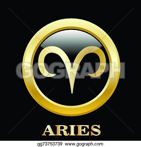 Zodiac Sign clipart aries #11