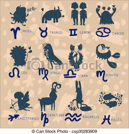Zodiac Sign clipart icon #4