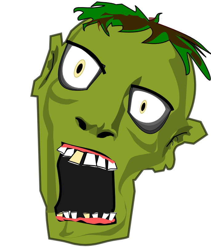 Zombie clipart To & Free Clip Clip