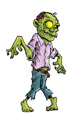 Zombie clipart animated Google Google Search animated zombies