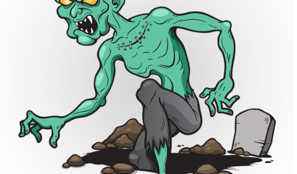 Zombie clipart animated Free School Clip zombie clipart