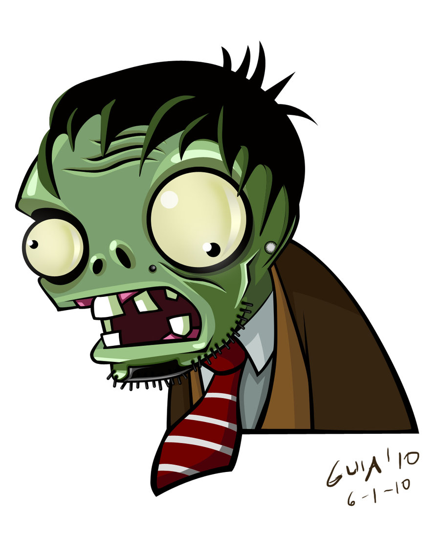 Zombie clipart animated By Free Free Art