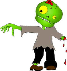 Zombie clipart animated Animated for animated Gallery for