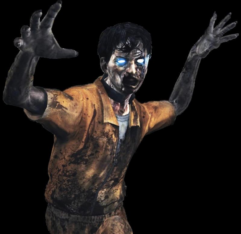 Zombie clipart call duty Duty zombies Zombies Media of