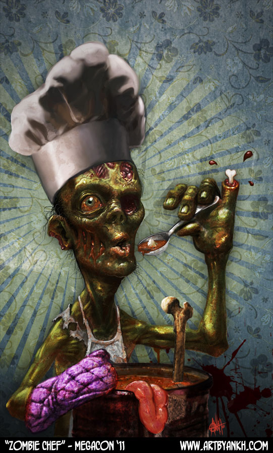 Zombie clipart chef Zombies Zombie Pinterest chef chef