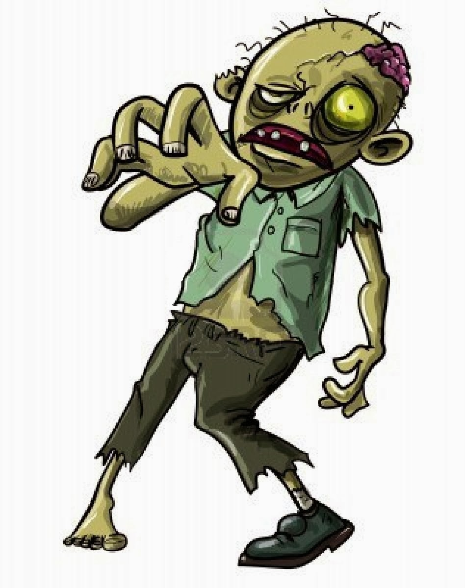 Zombie clipart comic person 2014 noob: Games Games making