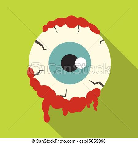 Zombie clipart eyeball Style Zombie Vectors eyeball icon