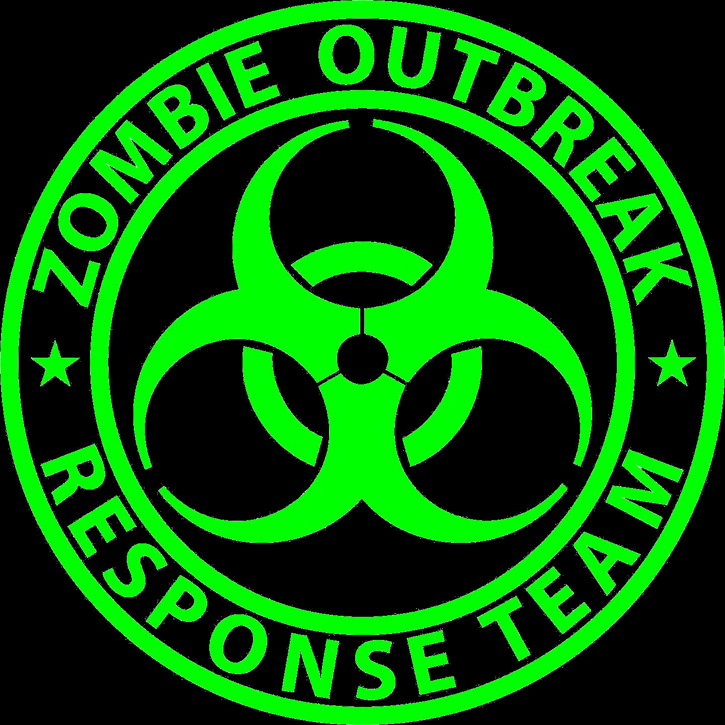 Zombie clipart green Free Brake Green Zombie Green