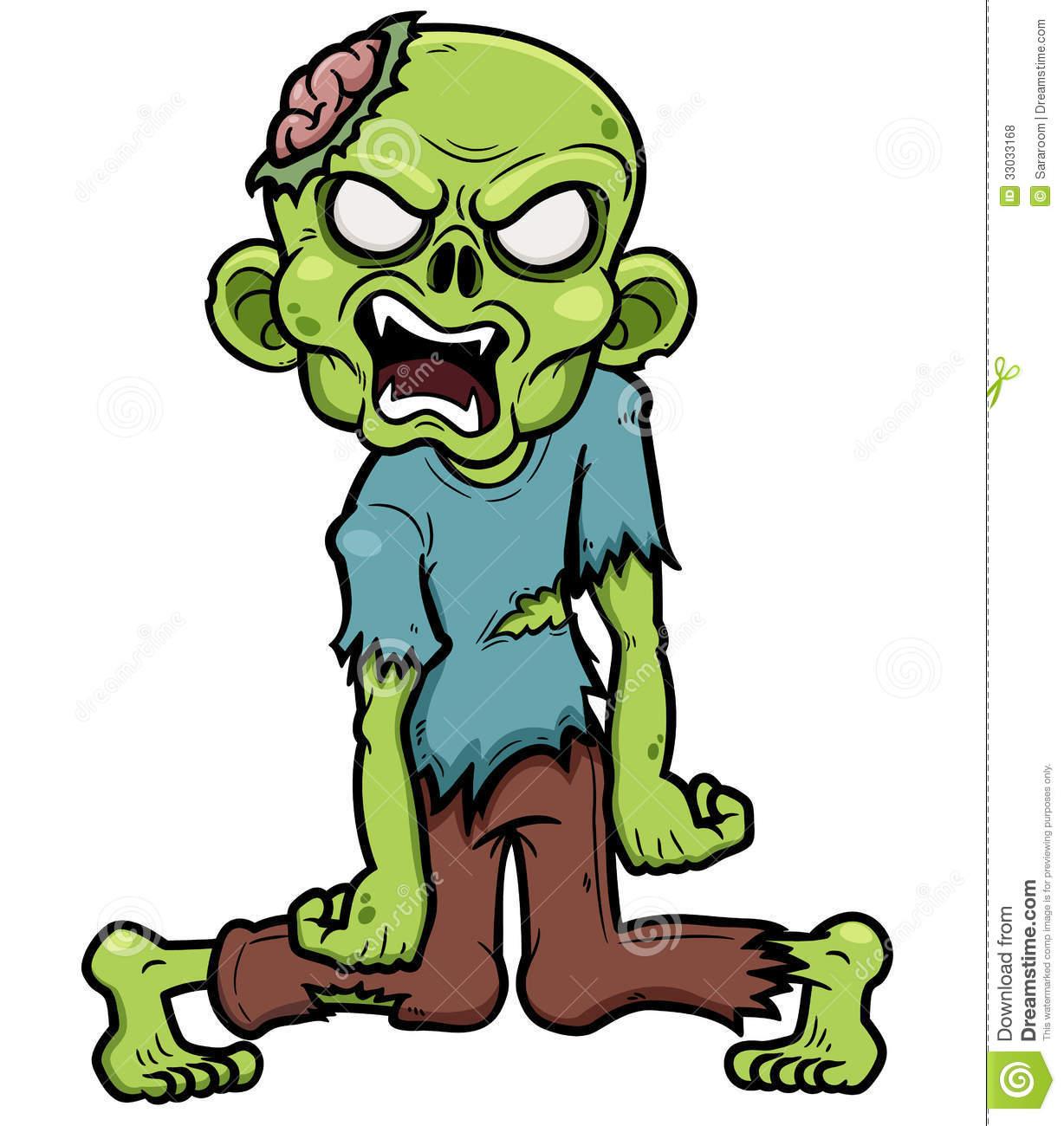 Zombie clipart green Cartoon zombie Zombie Search cartoon