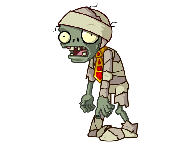 Zombie clipart mummy Zombie mummy Mummy