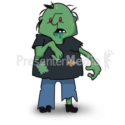 Zombie clipart not Clipart Great Zombie  Look