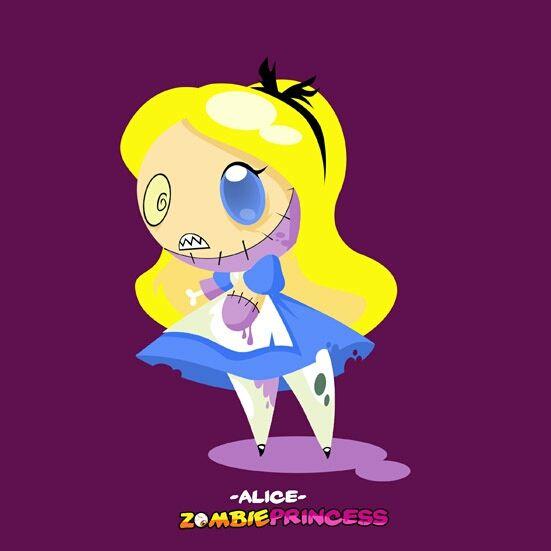 Zombie clipart princess cartoon Chibi Zombie by  Chibi