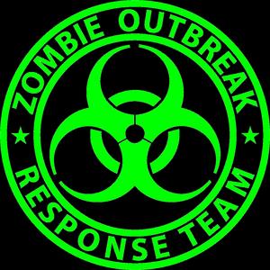 Zombie clipart public domain Vector Zombie Brake com Free