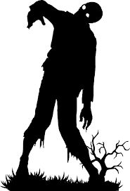 Zombie clipart shadow Werewolf Pinterest recherche More d'images