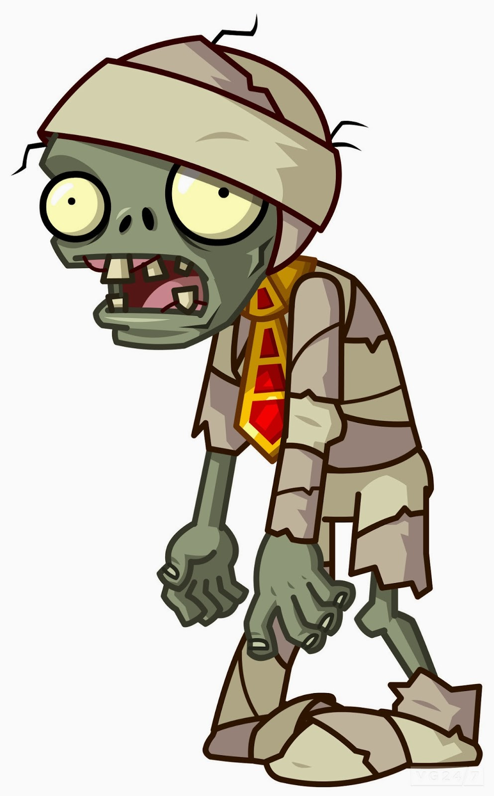 Zombie clipart silly Loving Ashley A (A Hill
