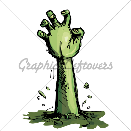 Zombie clipart simple cartoon Search Search zombie cartoon Collection