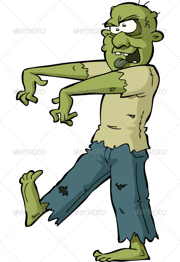 Zombie clipart transparent background Design Zombie illustration Zombie and
