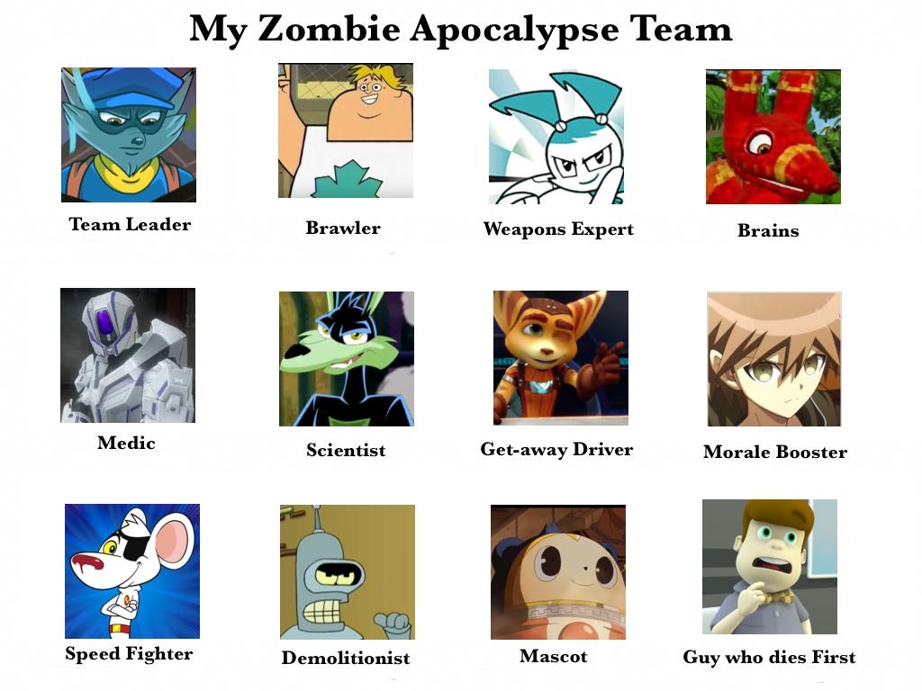 Zombie clipart zombie apocalypse Zombie Apocalypse AngelicLoonatic's by on
