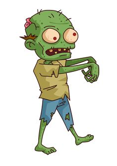 Zombie clipart zombie apocalypse Domain Zombie Zombie to Pinterest