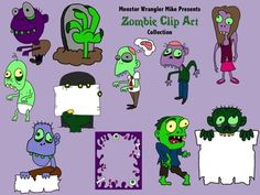 Zombie clipart zombie apocalypse Pic zombies Zombie or Pinterest