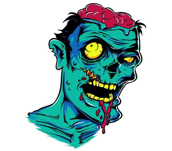 Zombie clipart zombie arm Clipart Gra Free Zombie Vector