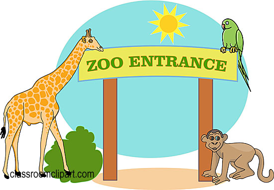 Zoo clipart Zoo kid clipart Cliparting com