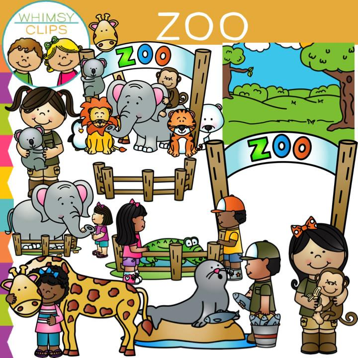 Zoo clipart  Clips Art Images Illustrations