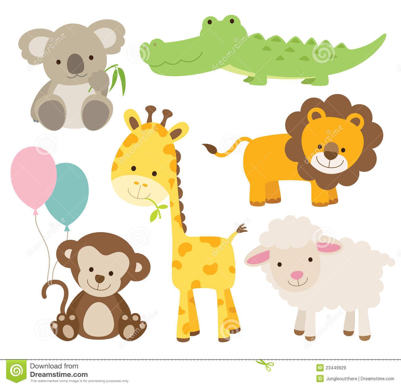 Animal clipart baby animal Animal Cute Art Animals Clip