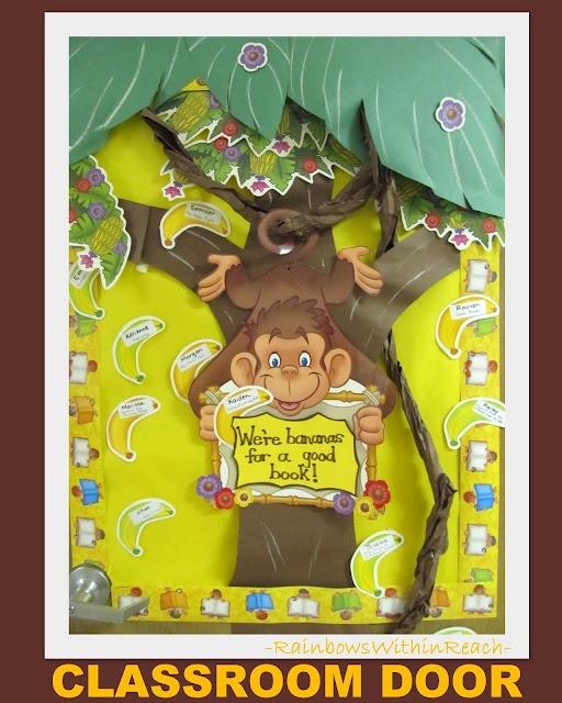 Zoo clipart door On has Monkey craft classroom